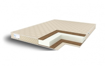 Купить матрас Comfort Line Double Cocos Eco Roll +  (130х190)
